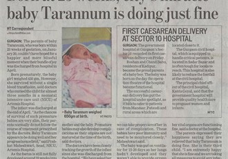a-story-of-hope-as-youngest-premature-baby-to-survive-in-gurgaon-goes-home-healthy